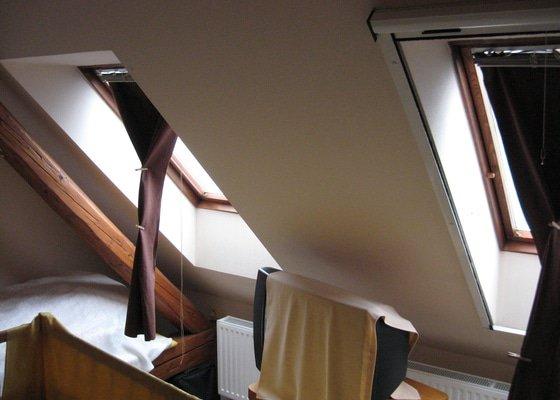 Výměna 4 střešních oken 82 X 123 cm