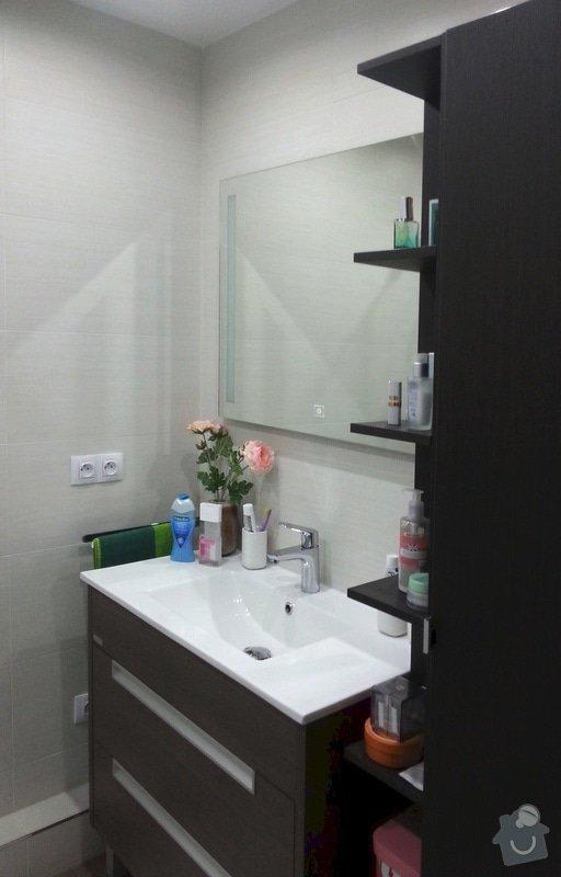 Rekonstrukce bytového jádra: Eva_068upr