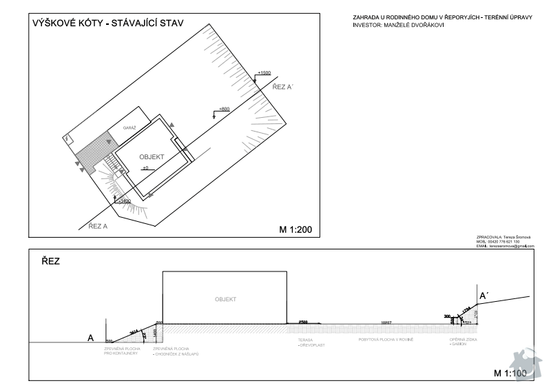 Založení zahrady u nového RD: image