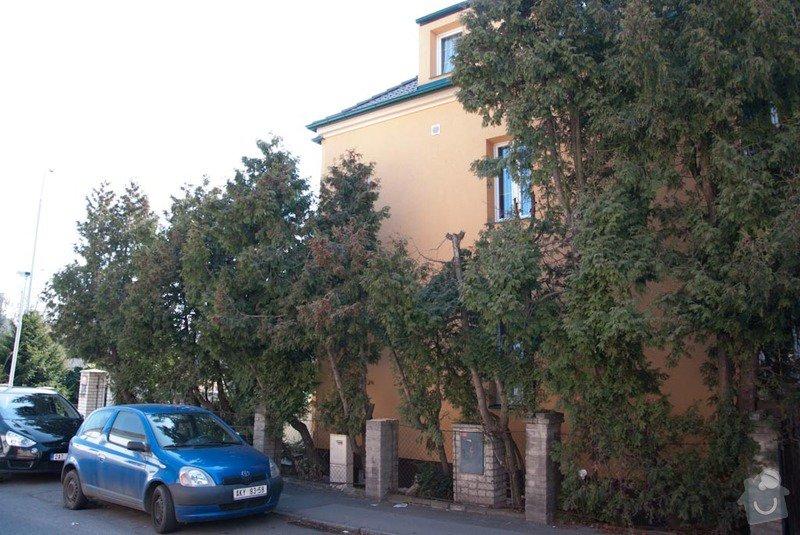 Stavba plotu: DSC_0110