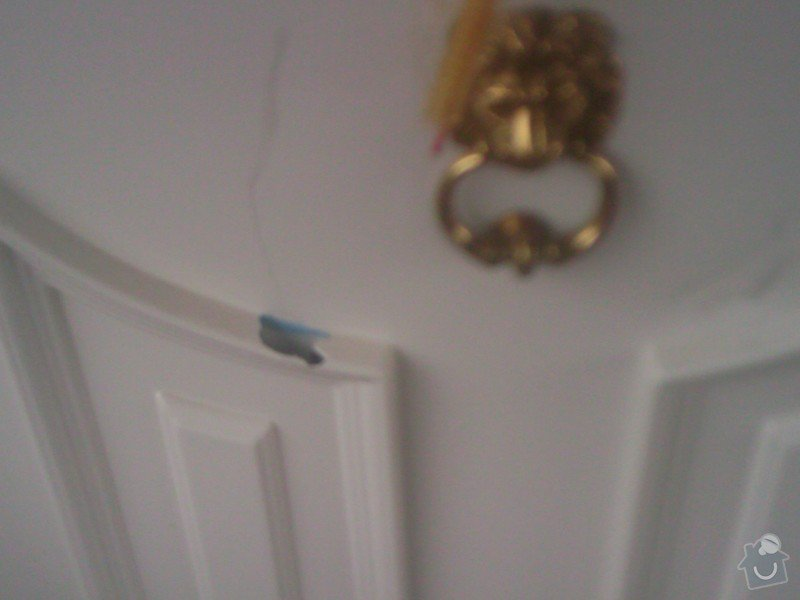 Oprava plastových dveří po vandalství: IMAG0146