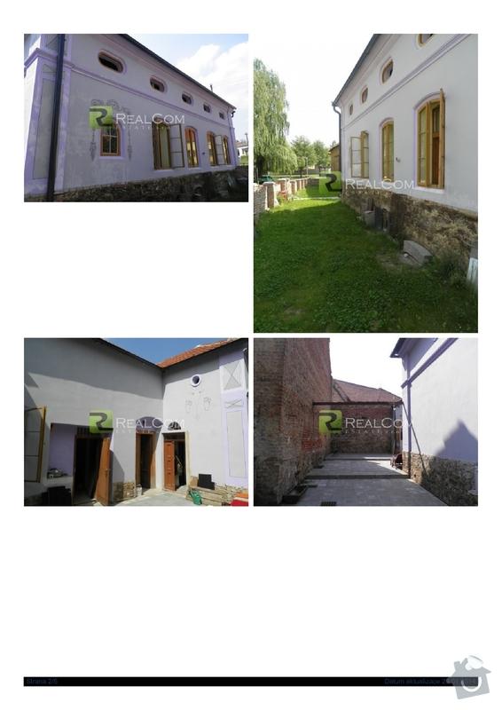 Rekonstrukce interiéru domu , podlahy, topení, koupelna : detail_002
