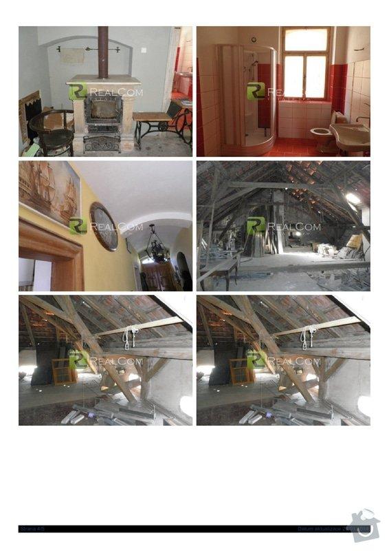 Rekonstrukce interiéru domu , podlahy, topení, koupelna : detail_004