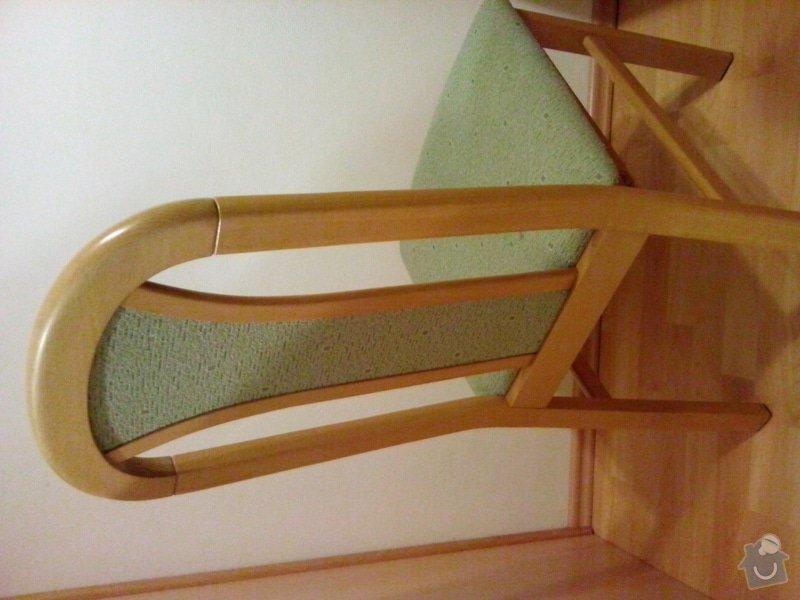Přečalounění 4 jídelních židlí: IMG_20140225_183429