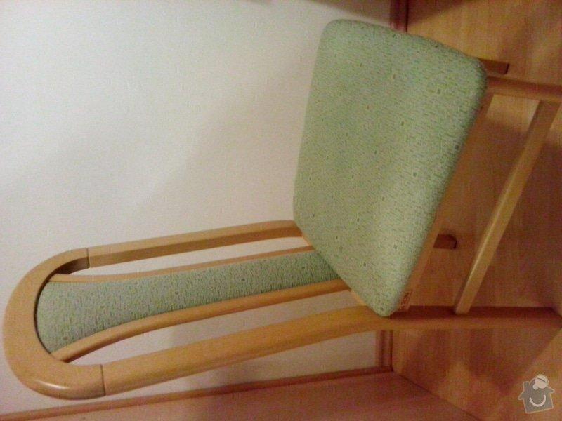 Přečalounění 4 jídelních židlí: IMG_20140225_183440