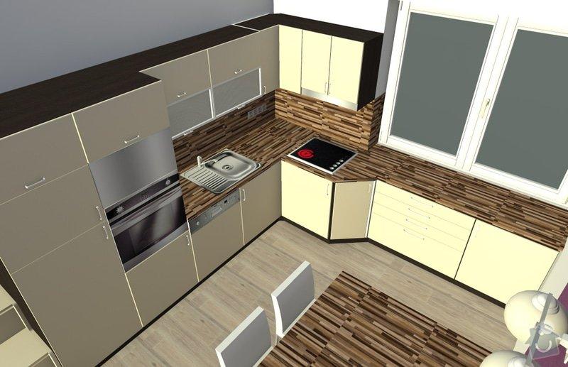 Návrh kuchyně: 5
