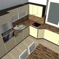 Navrh kuchyne 5