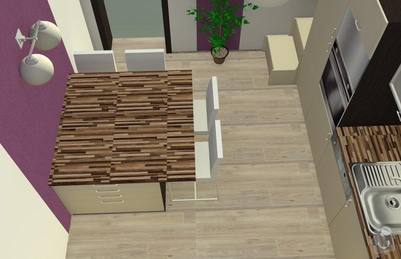 Návrh kuchyně: Kolajova1