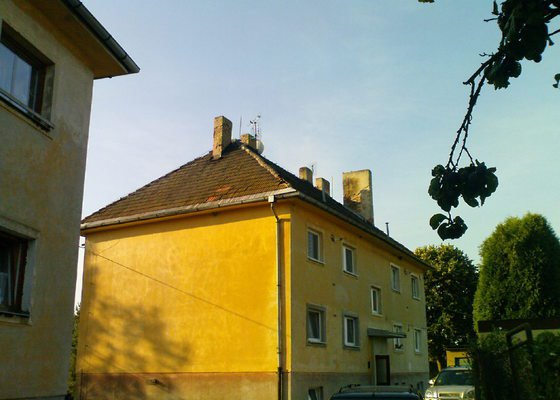 Střecha bytové jednotky