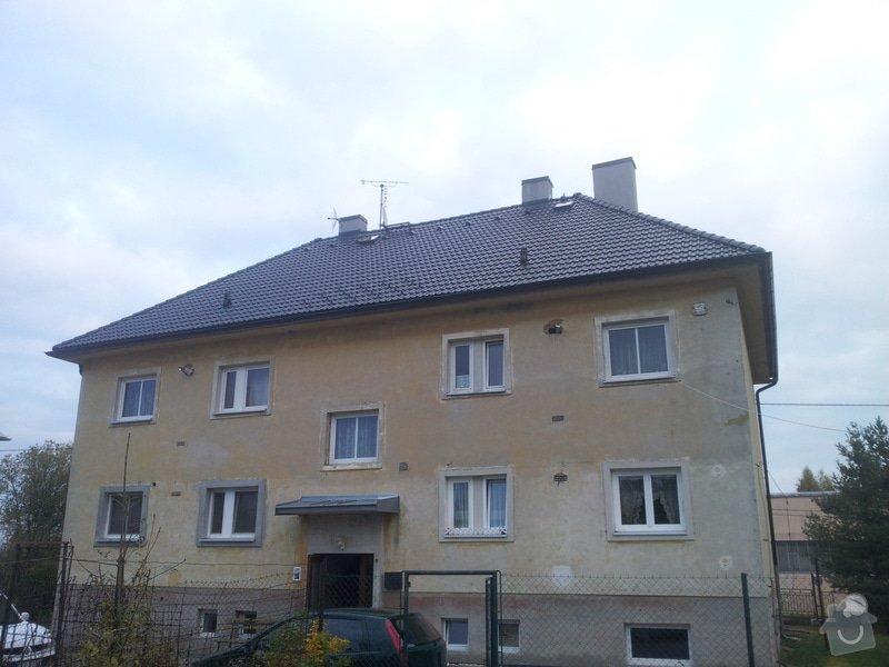 Střecha bytové jednotky: 20131016_174850