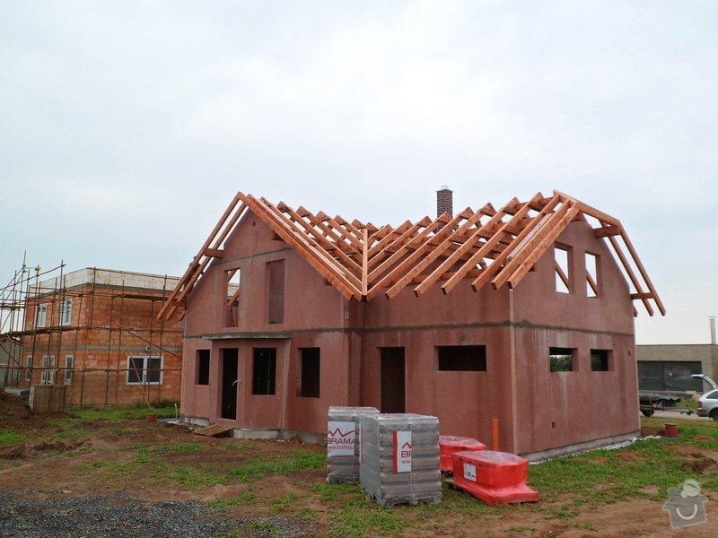 Střecha novostavby RD: SAM_2178