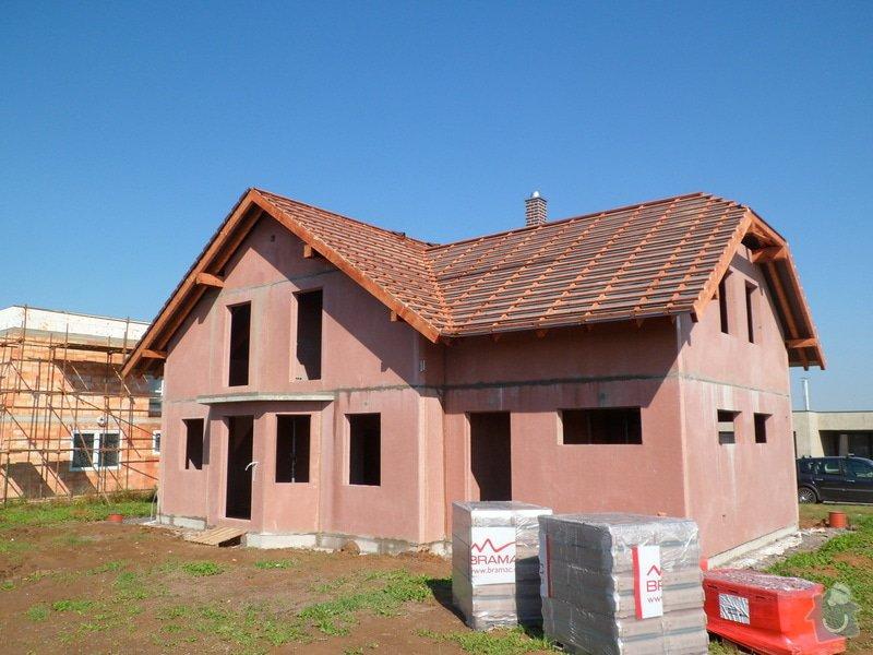Střecha novostavby RD: SAM_2184