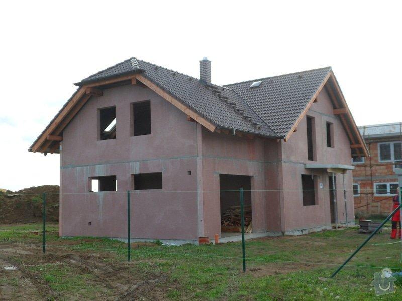 Střecha novostavby RD: SAM_2197