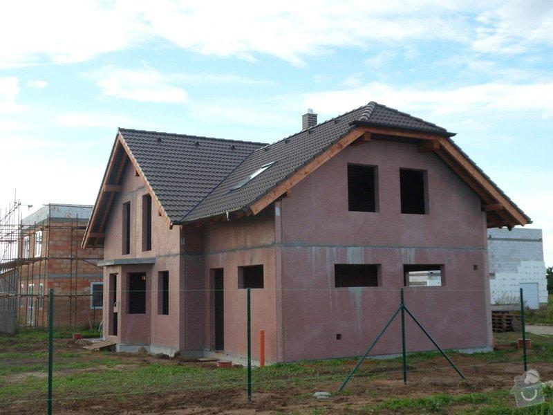 Střecha novostavby RD: SAM_2198