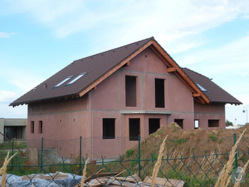 Střecha novostavby RD: SAM_2200