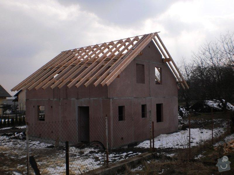 Střecha na novostavbě rodinného domu: obrazky_007