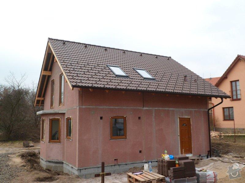Střecha na novostavbě rodinného domu: SAM_1602