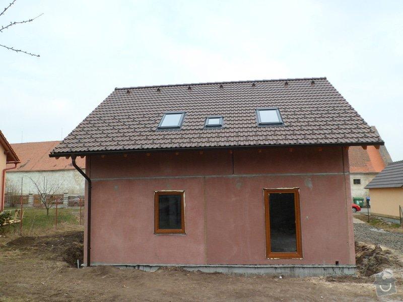 Střecha na novostavbě rodinného domu: SAM_1604