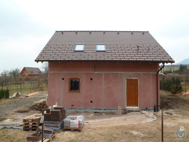 Střecha na novostavbě rodinného domu: SAM_1605