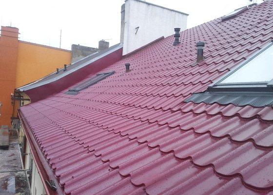 Rekontstrukce střechy