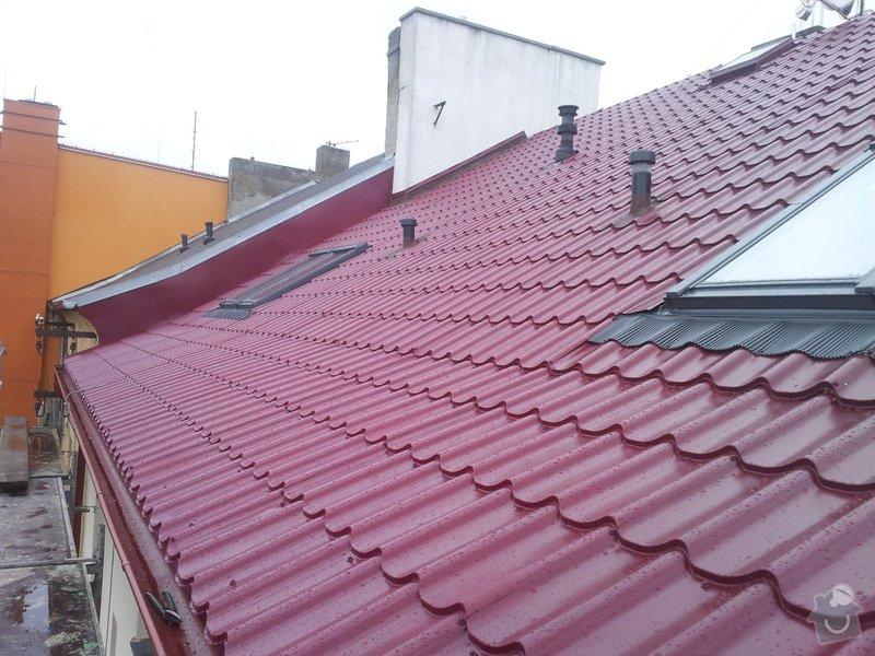 Rekontstrukce střechy: 20130410_110522