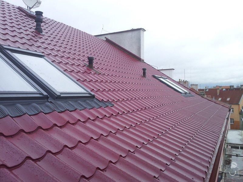 Rekontstrukce střechy: 20130410_110540