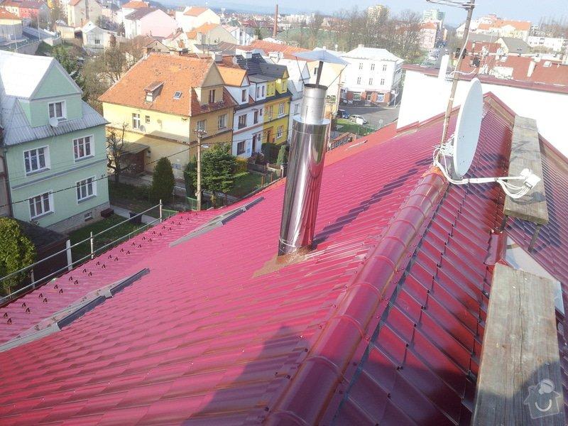 Rekontstrukce střechy: 20130423_172200