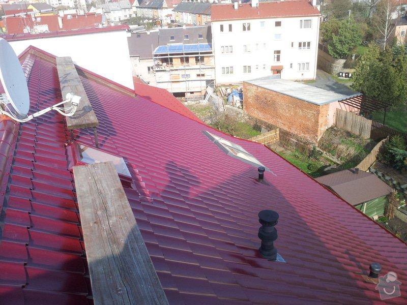 Rekontstrukce střechy: 20130423_172206