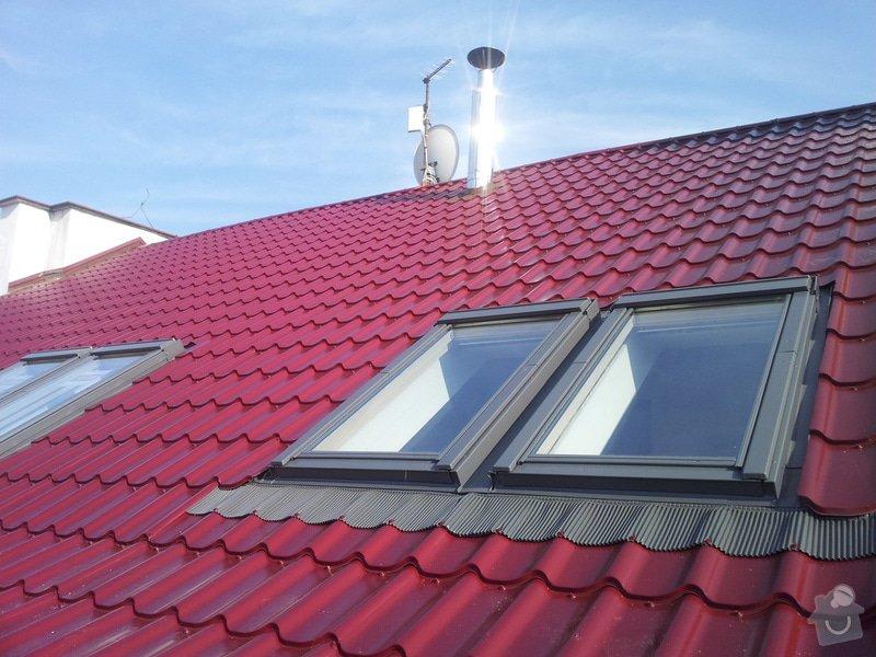 Rekontstrukce střechy: 20130423_172702