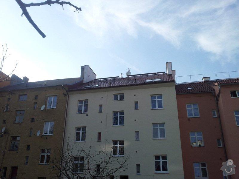Rekontstrukce střechy: 20130423_174349