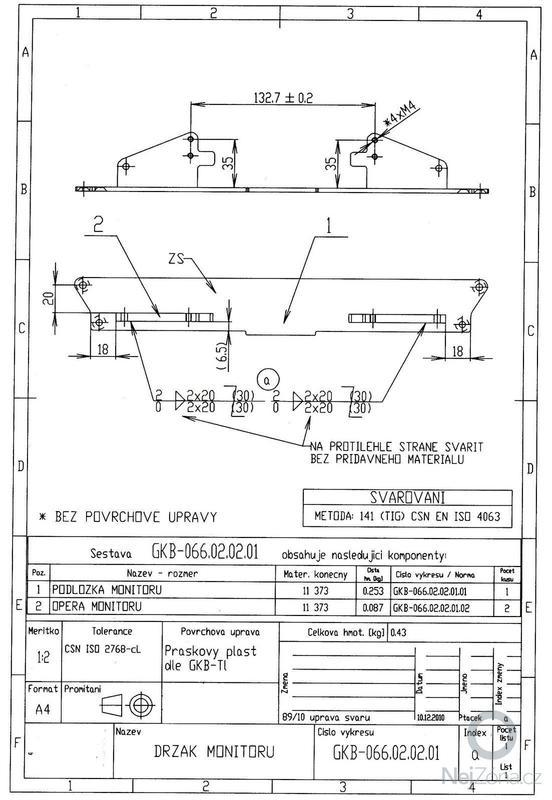 Výrobu ocelových krytů monitorů: IMG