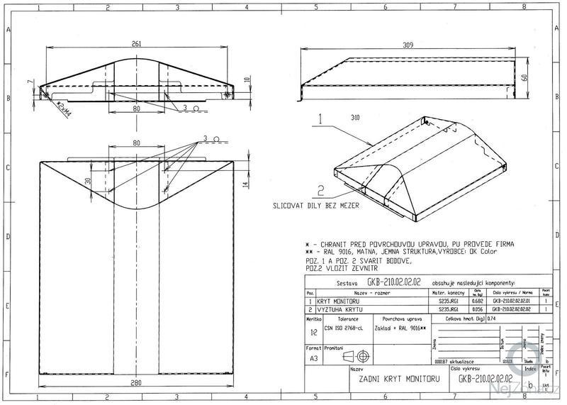 Výrobu ocelových krytů monitorů: IMG_0002
