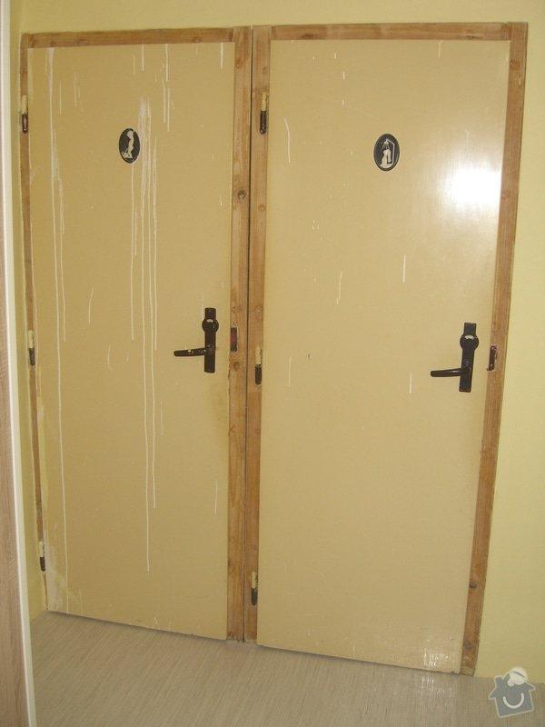 Renovace dveří: CIMG8311