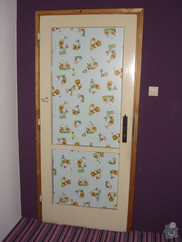 Renovace dveří: CIMG8315