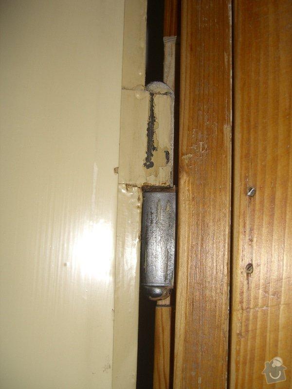 Renovace dveří: CIMG8317