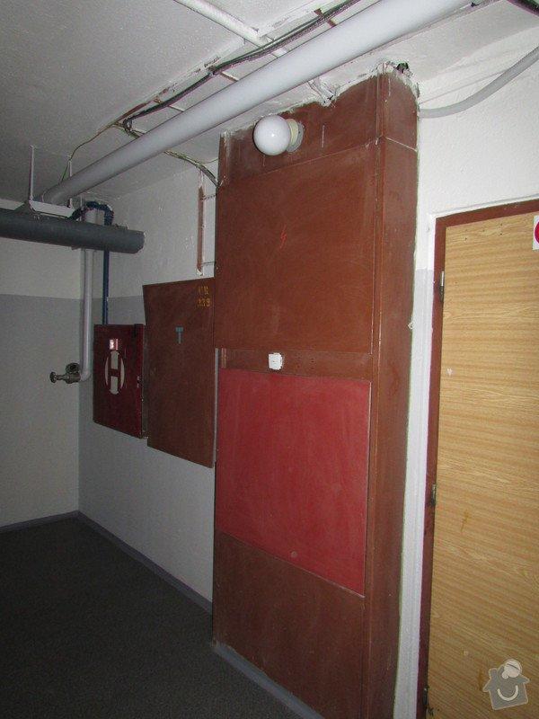 Lakýrnické práce na panelových domech: 010
