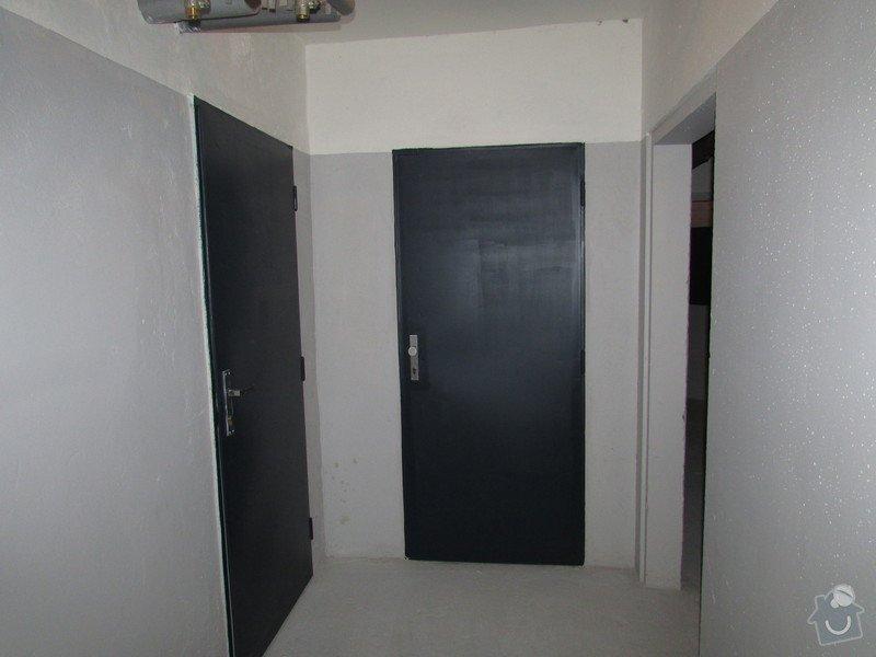 Lakýrnické práce na panelových domech: 002