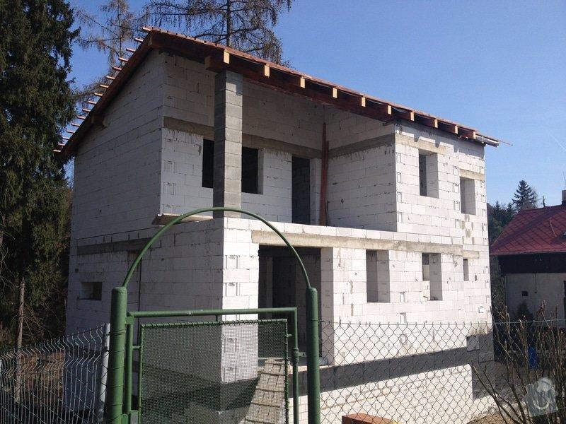 Zateplení fasády novostavba: IMG_5850