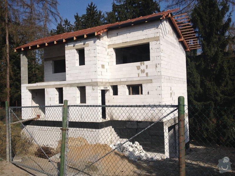 Zateplení fasády novostavba: IMG_5851