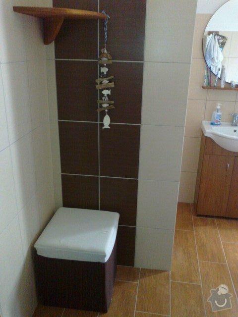 Rekonstrukce koupelny: 26032014