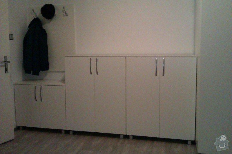 Kuchynská linka +Předsín skříně: IMAG2276