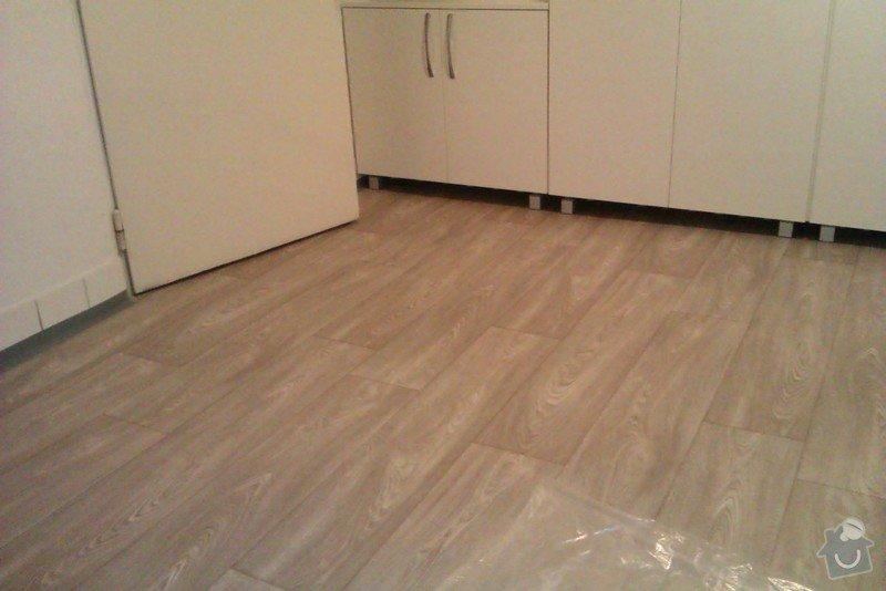 Kuchynská linka +Předsín skříně: IMAG2280