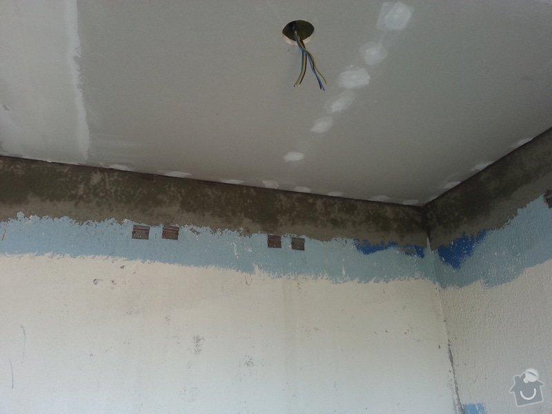 Oprava stropu + drobne prace: 20140311_113953