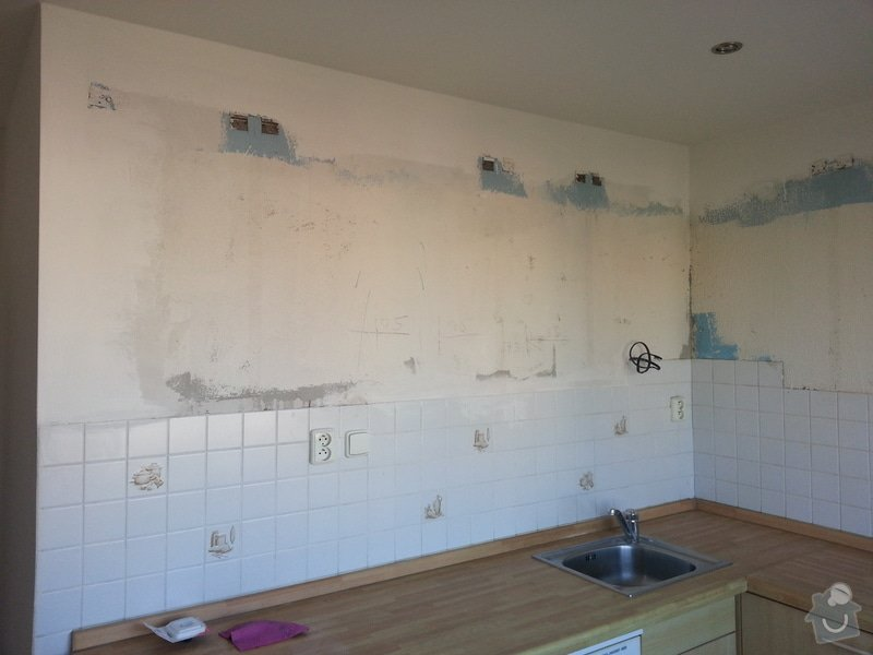 Oprava stropu + drobne prace: 20140313_143422