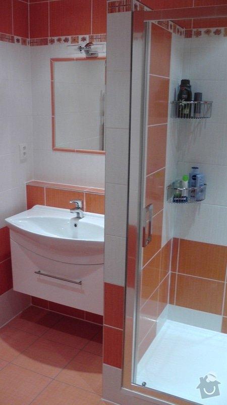 Kompletní rekonstrukce koupelny: 201-02