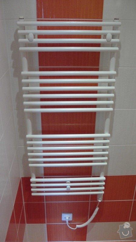Kompletní rekonstrukce koupelny: 201-03