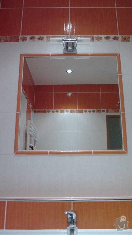 Kompletní rekonstrukce koupelny: 201-04