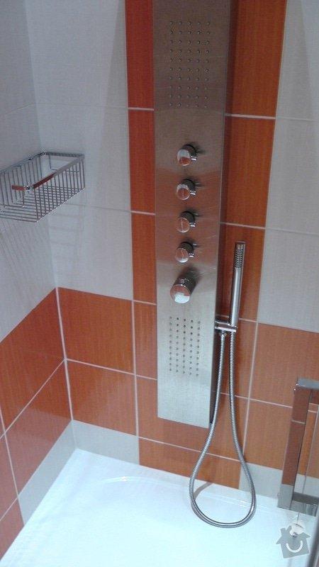 Kompletní rekonstrukce koupelny: 201-05