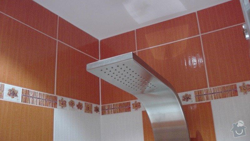 Kompletní rekonstrukce koupelny: 201-06