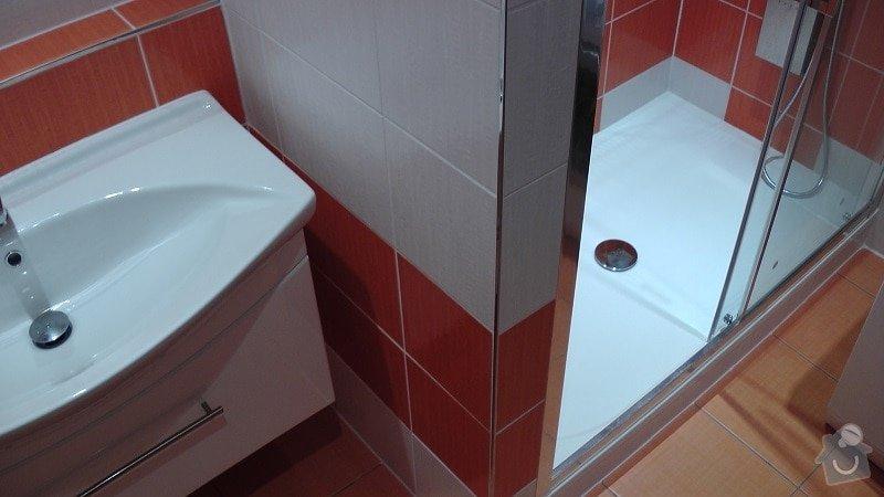 Kompletní rekonstrukce koupelny: 201-07